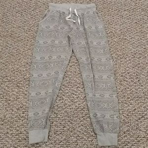 Pants - Tribal Print Sweatpants.